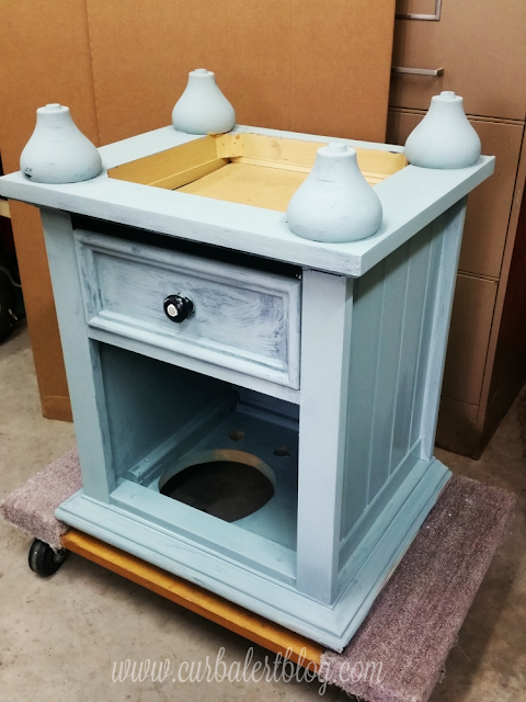 Easy Furniture Painting Tip!