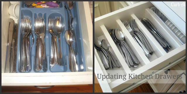 DIY: Kitchen Utensil Drawer