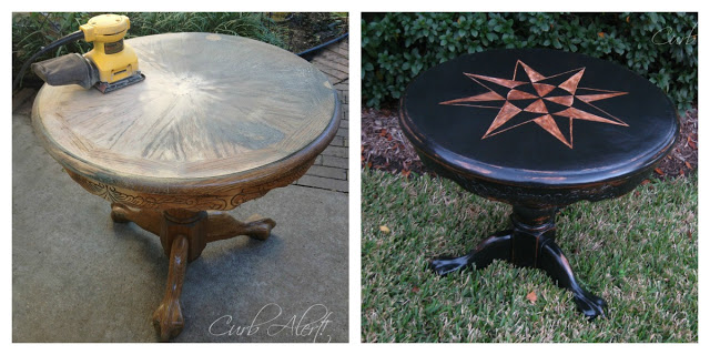 Nautical Star Table