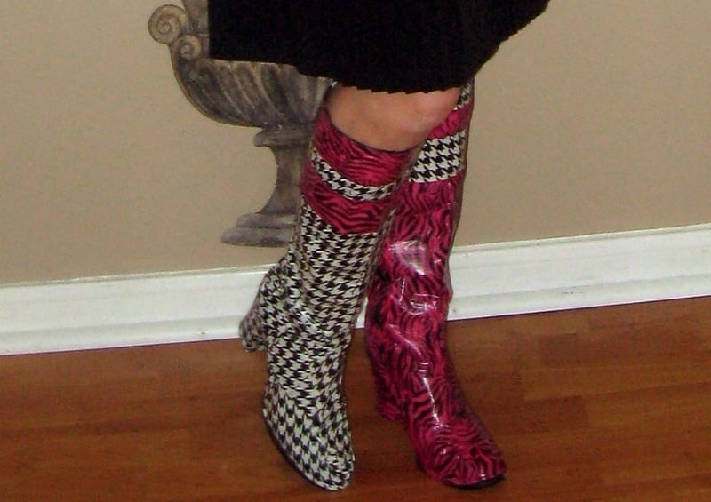 My cute boots