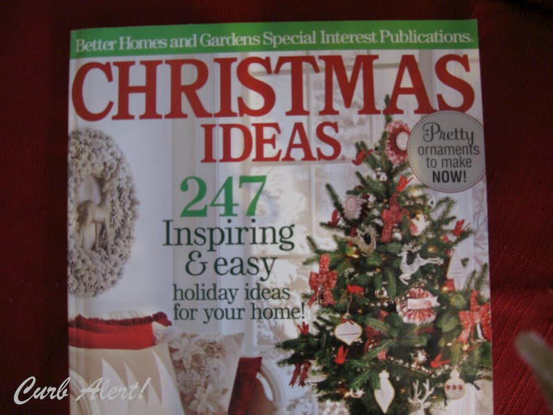Christmas ideas magazine