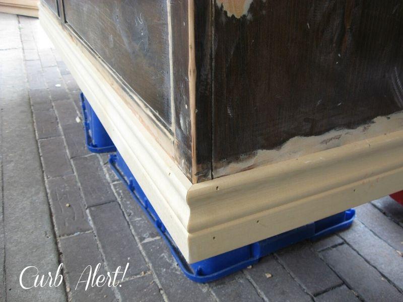 New moldings